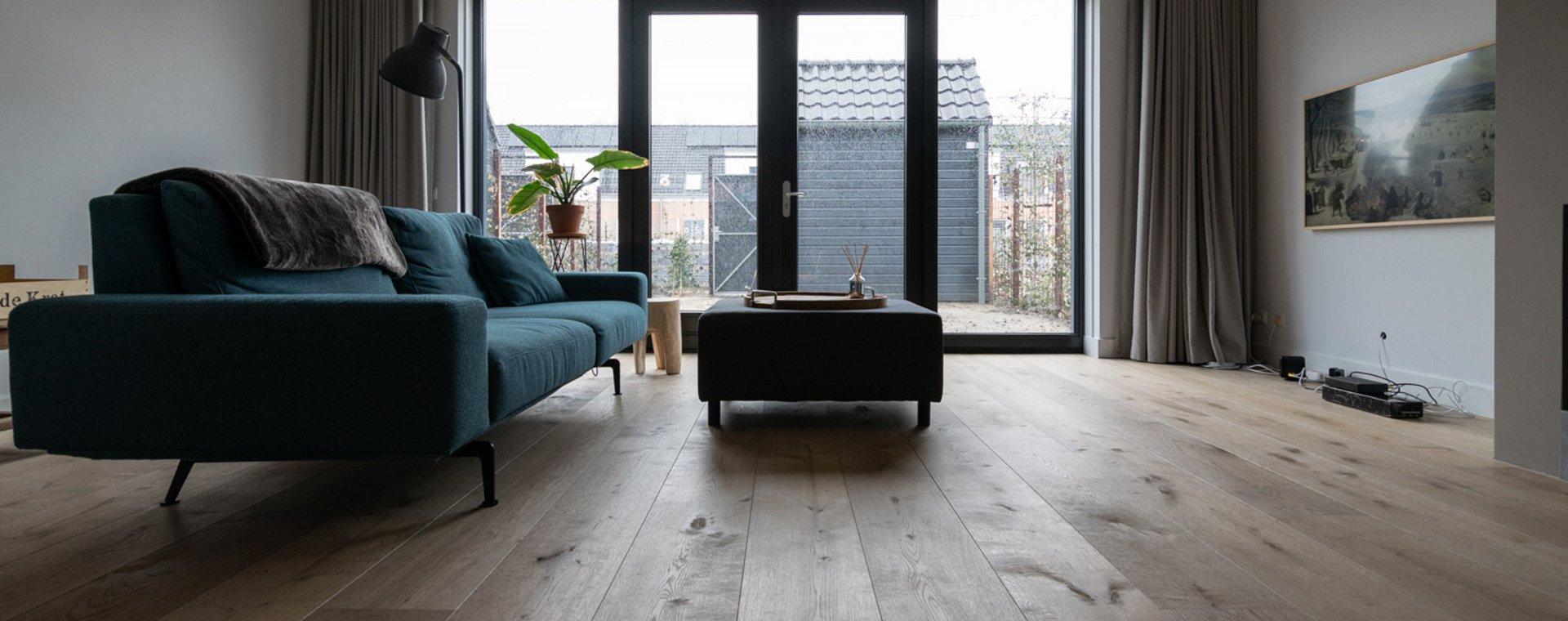 Redenen voor het kopen van een houten vloer