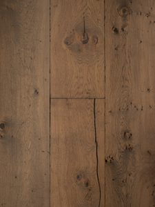 Eiken houten kasteelvloer van hoogwaardige kwaliteit Europees eikenhout