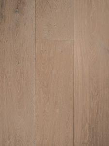 Hoge kwaliteit houten vloer krijt wit