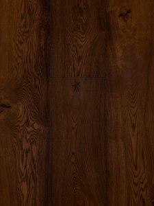 Hoge kwaliteit gerookte en geborstelde vloer