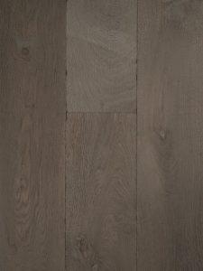 Grijze houten vloer van Europees eiken