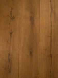 Naturel houten vloer getrommeld en gerookt