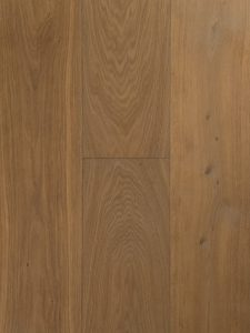 Wit gerookte vloer van hoge kwaliteit Europees eiken.