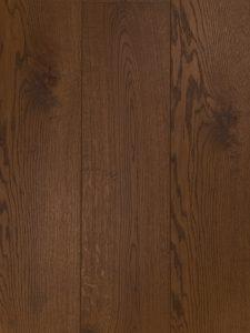 Bruine Europees eiken vloer