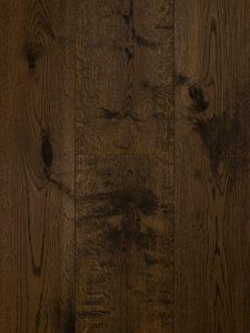 Geschaafde eiken vloer