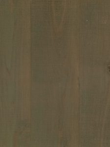 Groene houten vloer van Europees eikenhout