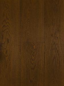 Verouderde bruine eiken vloer