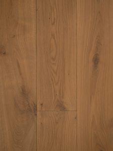 Deze zand kleurige houten vloer is verkrijgbaar in vele breedtes.