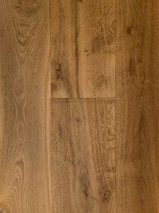 Licht bruine oude planken vloer