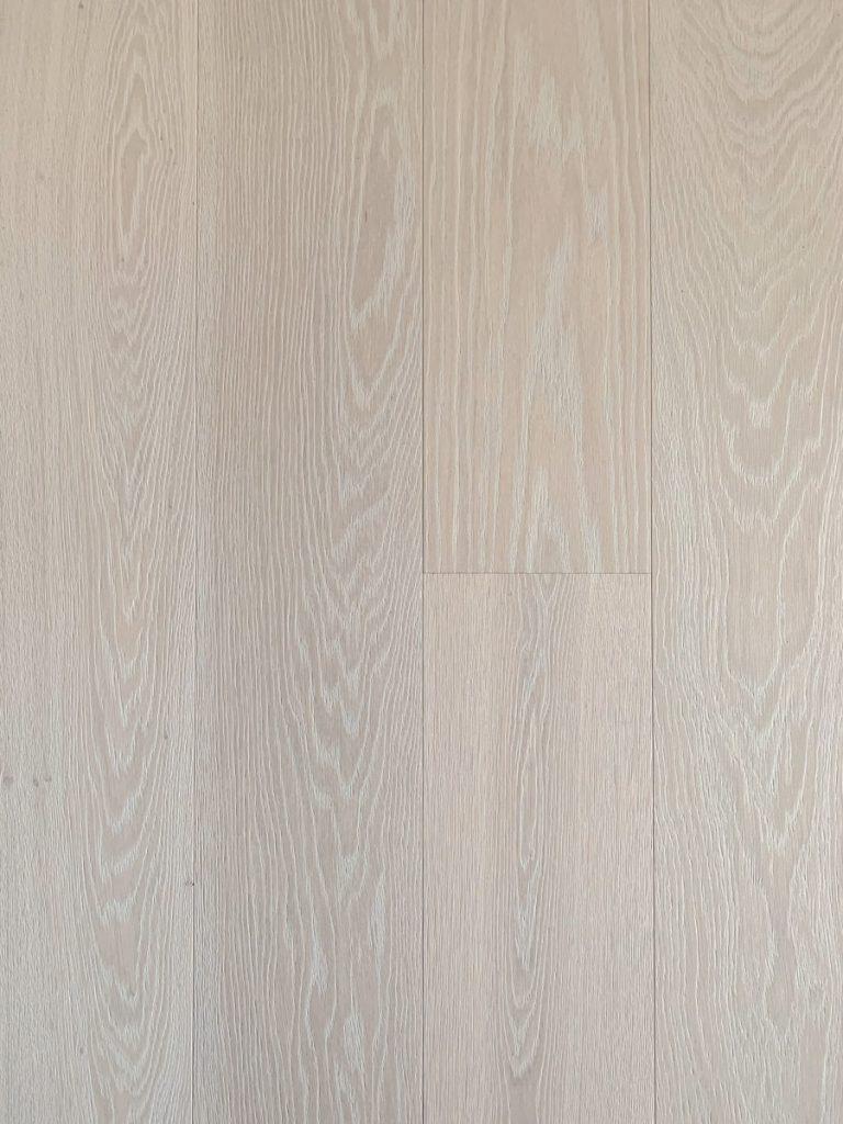 Scandinavische houten vloer