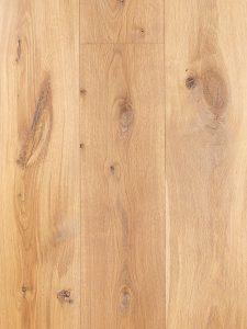 Slijtvaste en sterke houten vloer van Europees eiken