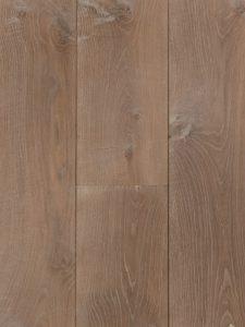 Deze ultraviolette houten vloer heeft een duidelijke nerfstructuur