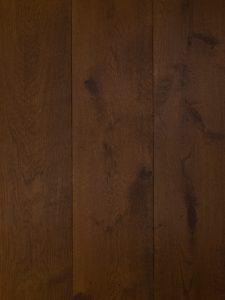Deze doe het zelf bruine vloer is gemakkelijk om zelf te leggen