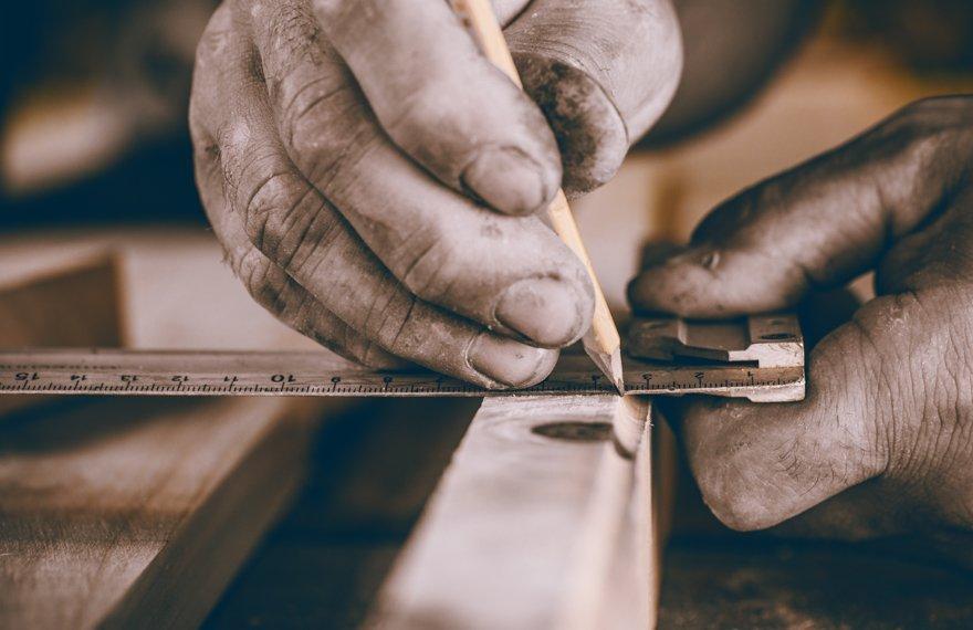 Productie houten vloeren