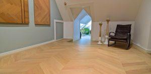 showroom Dutzfloors houten vloeren