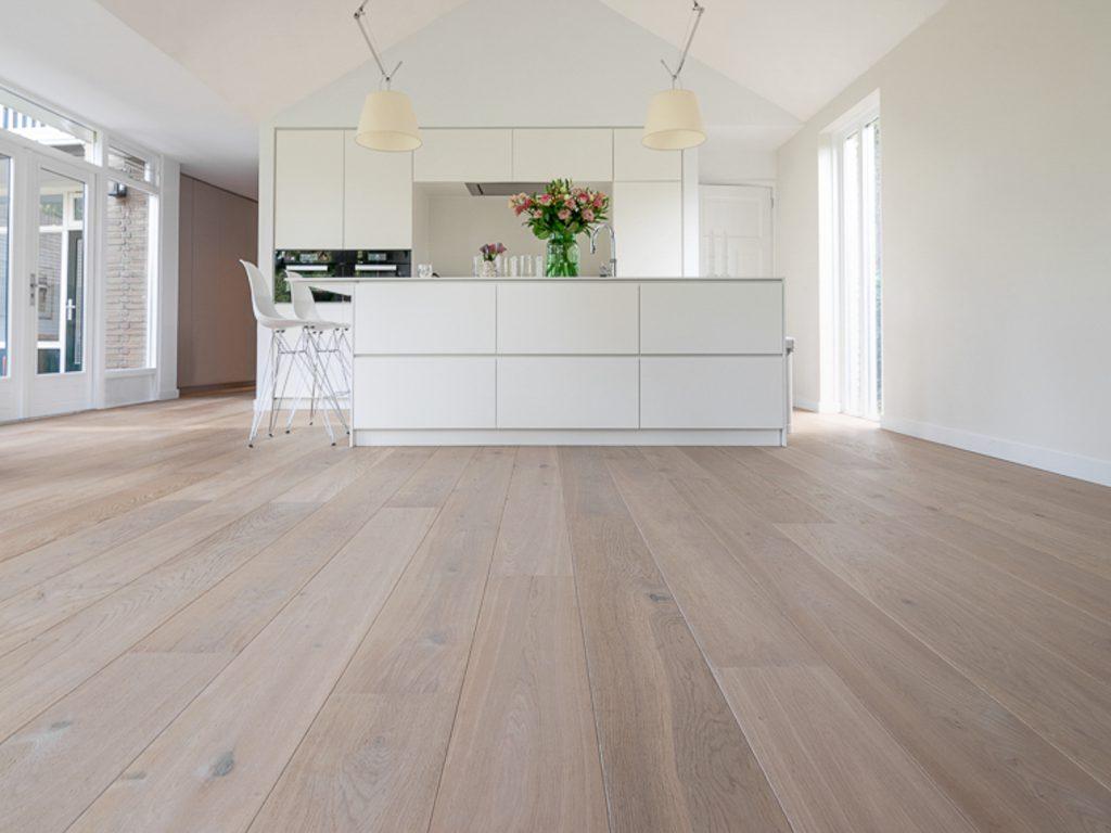 Vloer in keuken inspiratie