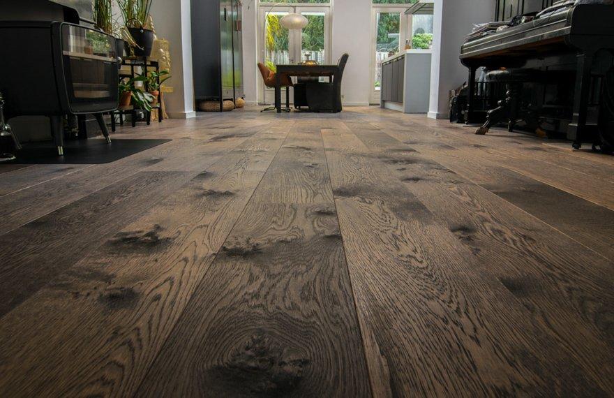Duurzame houten vloeren Drachten
