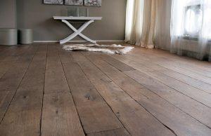 Eiken houten vloer Grou