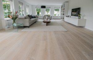 Eiken houten vloer Apeldoorn