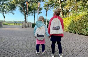 Kinderen showroom Marum