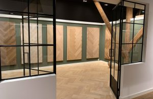 Showroom Dutzfloors Almere