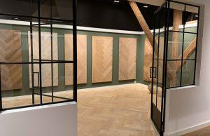 Showroom Dutzfloors Almere