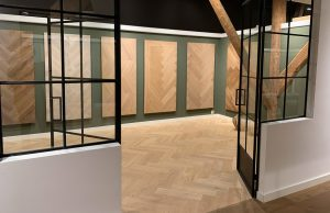 Showroom Dutzfloors Leek