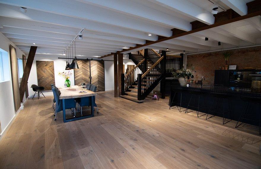 Showroom Dutzfloors Lelystad