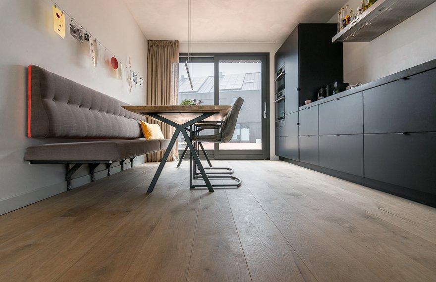 Geschuurde vloeren