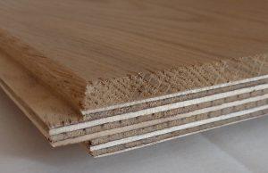 Opbouw duoplank visgraat vloer
