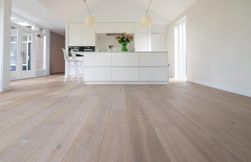 22cm brede houten vloer