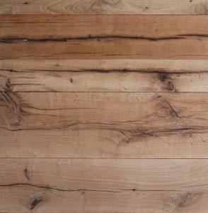500 jaar oude houten vloer