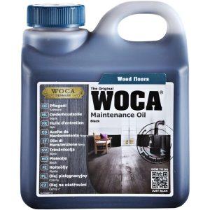 Woca onderhoudsolie zwart