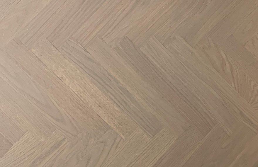 Afmetingen semi tapis visgraat vloeren