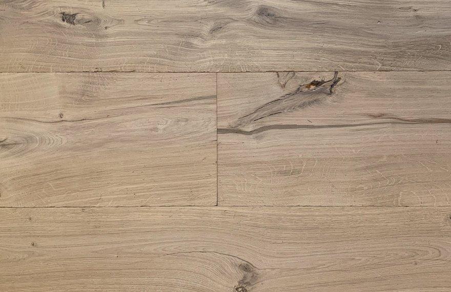 Oude planken houten vloer