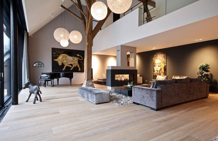 Vloerverwarming en onderhoud houten vloeren