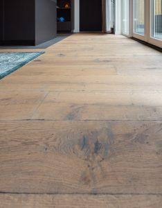 Amsterdam houten vloer