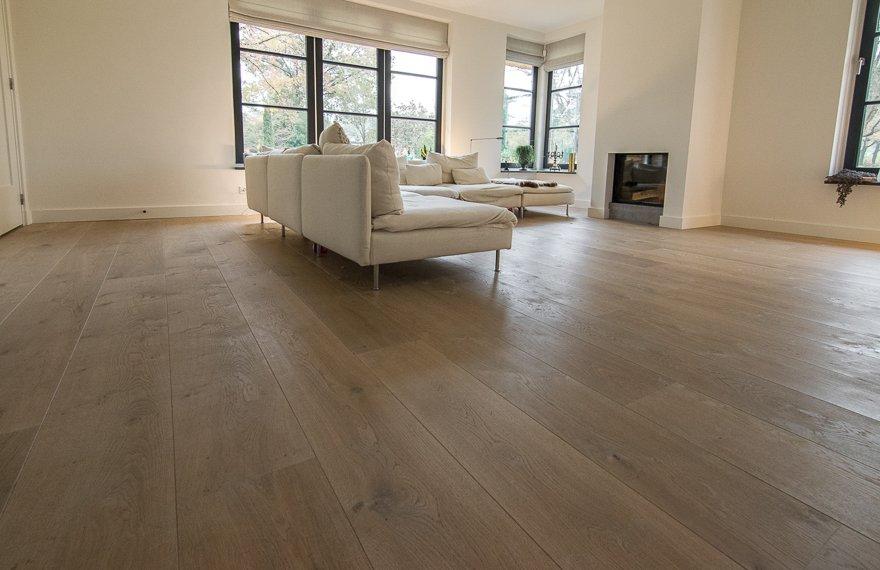 Bewerken houten vloeren