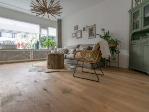 Transparante witte vloer inspiratie