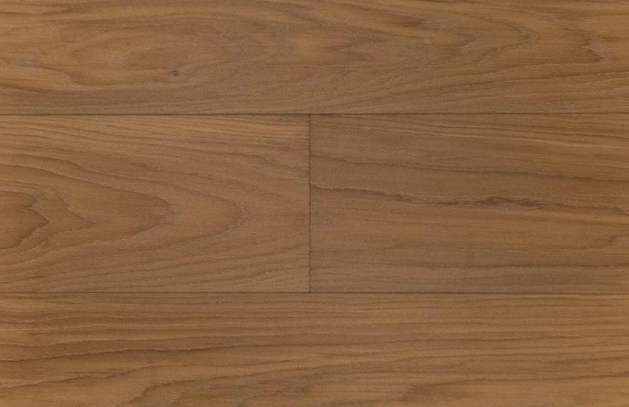 Naturel geoliede ultraviolette houten vloer