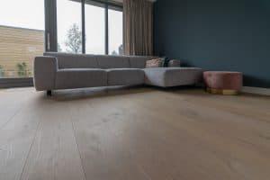 Plankenvloer Meerstad woonkamer