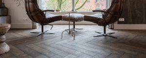 Rustieke houten vloeren