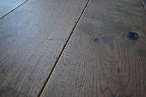 Verouderde vloer op vloerverwarming Friesland