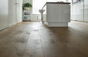 Houten vloer inclusief laten leggen