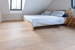 Slaapkamer vloer Noordwijkerhout