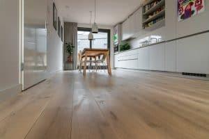Vloer Meerstad in keuken