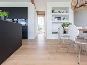 Naturel vloer Friesland