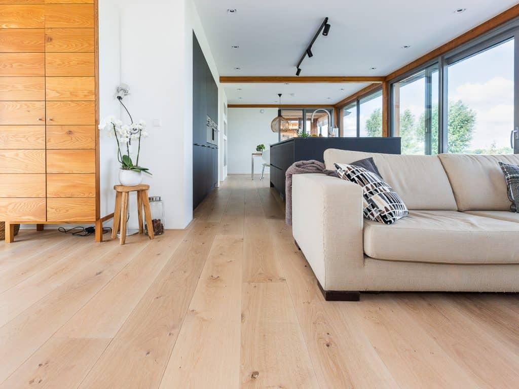 Waarom kiezen voor een houten vloer?
