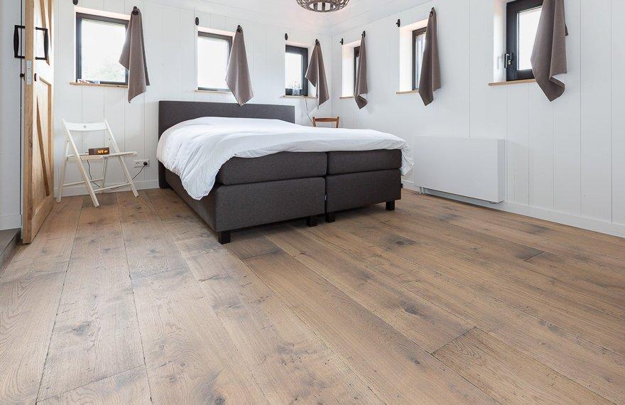 Exclusieve slaapkamer kasteelvloer