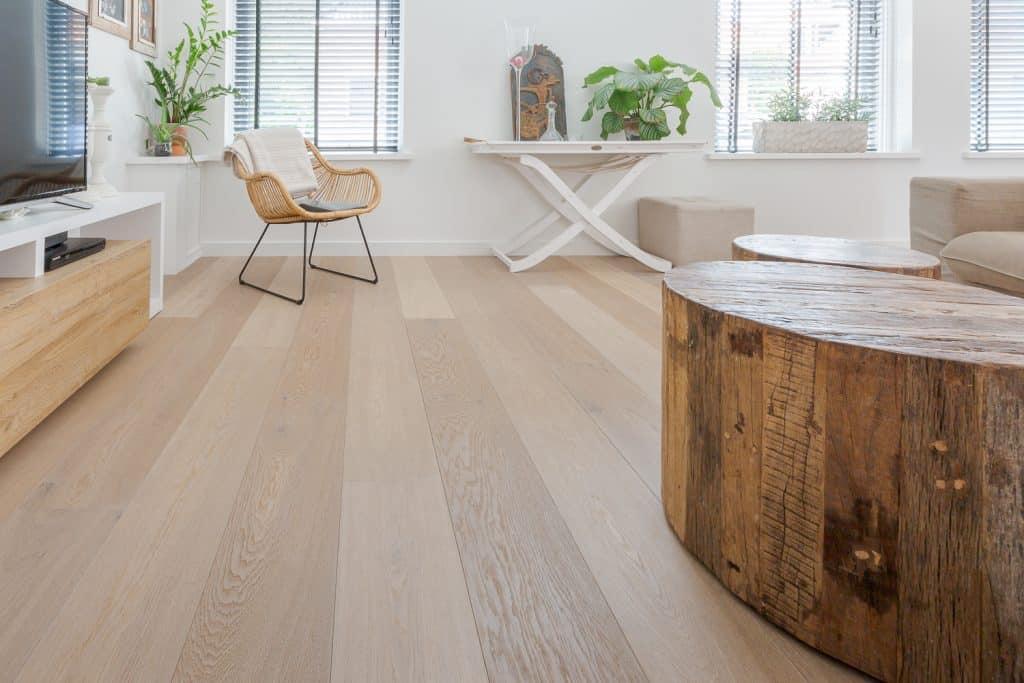 Duurzame houten vloeren